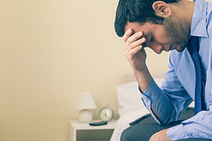 Anxiety and Depression West Bloomfield - Anxiety and Depression of a Man